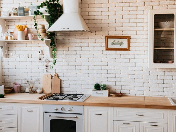 opgeruimde keuken